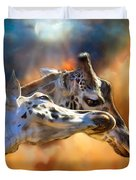 Wild Dreamers Duvet Cover