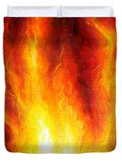 Wild Fire 04 Duvet Cover