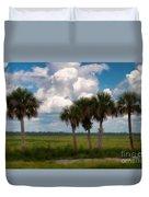 Wild Florida Duvet Cover