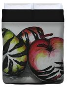 Wild Fruits  Duvet Cover