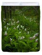 Wild Garden #1 Duvet Cover