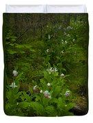 Wild Garden #2 Duvet Cover