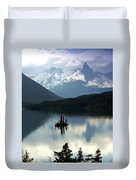 Wild Goose Island 2 Duvet Cover by Marty Koch