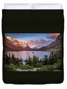 Wild Goose Island Morning 1 Duvet Cover