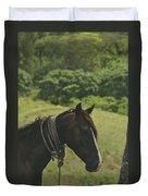 Wild Horse Duvet Cover