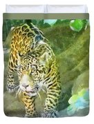 Wild In Spirit Duvet Cover