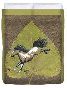 Wild Mustang #3 Duvet Cover
