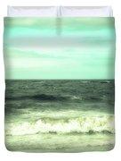 Wild Ocean Duvet Cover