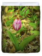 Wild Orchid Duvet Cover