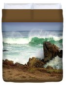Wild Pacific Two Duvet Cover