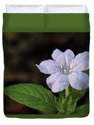 Wild Petunia Duvet Cover