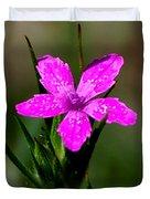 Wild Pink Duvet Cover