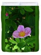 Wild Rose 4 Duvet Cover