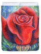 Wild Rose One Duvet Cover