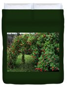 Wild Rosehips Duvet Cover