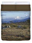 Wild Samburu Duvet Cover