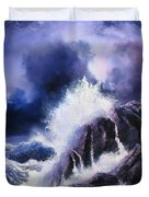 Wild Sea Duvet Cover