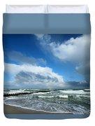Wild Sky Duvet Cover