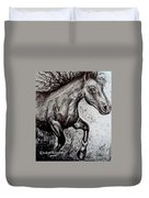 Wild Stallion Duvet Cover