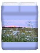 Wild Sunrise Duvet Cover