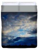 Wild Sunset Duvet Cover