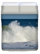 Wild Waves Duvet Cover