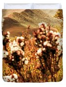 Wild West Mountain View Duvet Cover