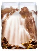 Wild West Water Fall Duvet Cover