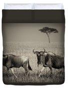 Wildebeest 8947b Duvet Cover