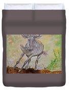 Wildebeest Duvet Cover