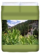 Wilderness Expedition Duvet Cover