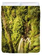 Wilderness Falls Duvet Cover