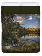 Wilderness Lake Duvet Cover