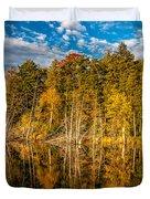 Wilderness Pond 3 Duvet Cover