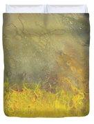 Wildfire Duvet Cover