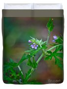Wildflower 1 Duvet Cover