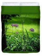 Wildflower Bloom Duvet Cover