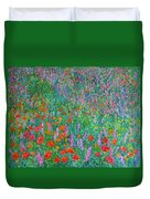 Wildflower Current Duvet Cover