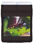 Wildflower Garden Duvet Cover