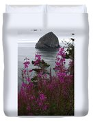 Wildflower Lookout Duvet Cover