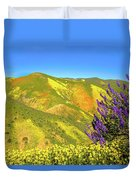 Wildflower Power Duvet Cover