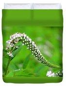 Wildflower Slide Duvet Cover
