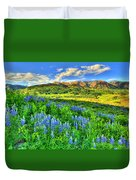 Wildflower Wonder Duvet Cover
