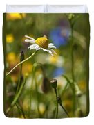Wildflowers 1 Duvet Cover