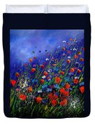Wildflowers 78 Duvet Cover