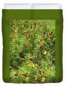Wildflowers Nine Duvet Cover