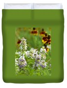 Wildflowers Three Duvet Cover