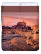 Wildhorse Butte Duvet Cover