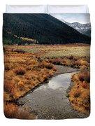 Wildhorse Creek Duvet Cover