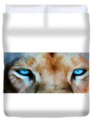 Wildlife Lion 10 Duvet Cover